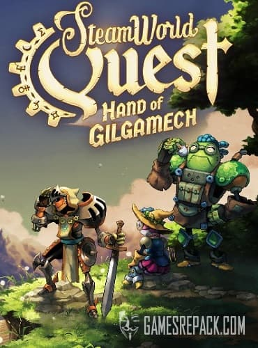 SteamWorld Quest: Hand of Gilgamech (Thunderful) (RUS|ENG|MULTi6) [L]