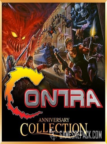 Contra Anniversary Collection (Konami Digital Entertainment) (ENG/JAP) [L]