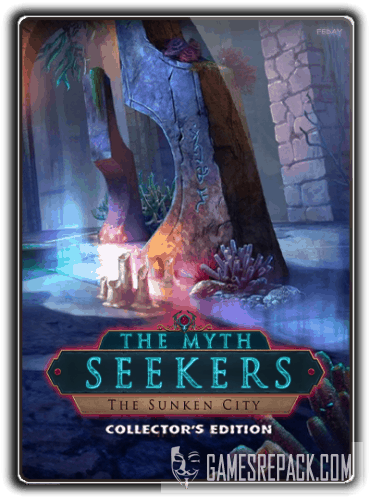 The Myth Seekers 2: The Sunken City (Artifex Mundi) (RUS|ENG|MULTi9) [L]