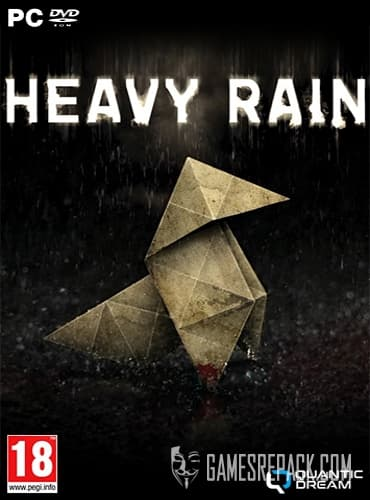 Heavy Rain (Sony Interactive Entertainment) (RUS|ENG|MULTi16) [EpicStore-Rip]
