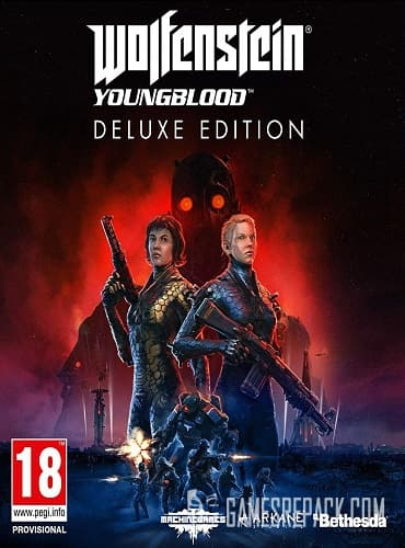 Wolfenstein: YoungBlood Deluxe Edition (Bethesda Softworks) (RUS|ENG|MULTi)