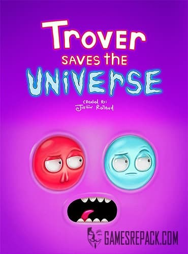 Trover Saves the Universe (ENG/MULTI5) [Repack] by FitGirl