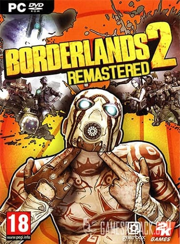 Borderlands 2: Remastered (ENG/MULTI3) [Repack] by FitGirl