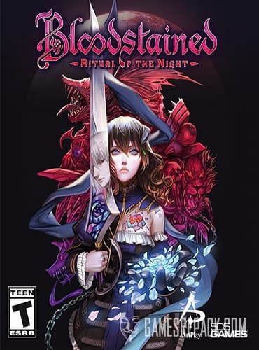 Bloodstained: Ritual of the Night (RUS/ENG/MULTI11) [Repack] by FitGirl