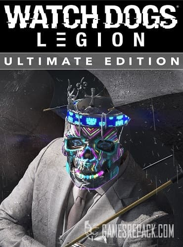 Watch Dogs: Legion - Ultimate Edition (Ubisoft) (RUS/ENG/MULTi) [UplayRip] by vano_next