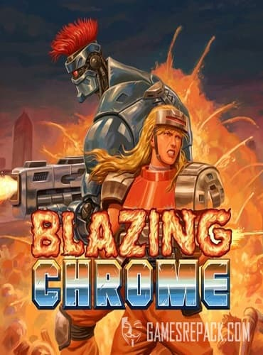 Blazing Chrome (The Arcade Crew) (RUS|ENG|MULTI) [GOG]