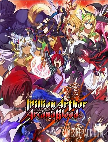 Million Arthur: Arcana Blood - Limited Edition (ENG/JAP) [Repack] by FitGirl