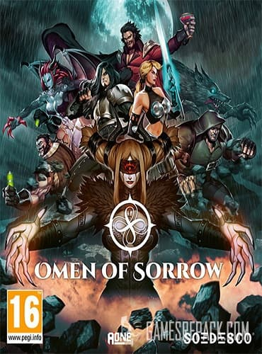 Omen of Sorrow (ENG/MULTI6) [Repack] by FitGirl
