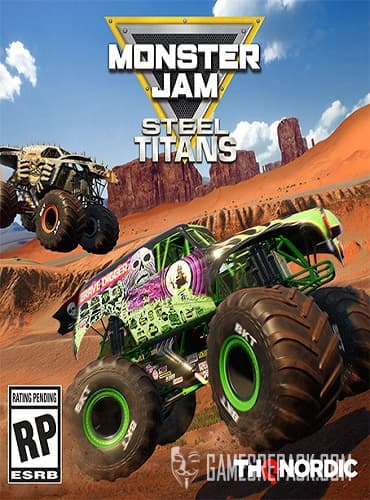 Monster Jam: Steel Titans (RUS/ENG/MULTI11) [Repack] by FitGirl