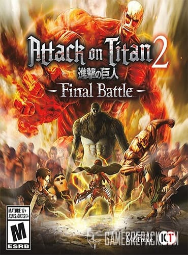 Attack on Titan 2: Final Battle (ENG/MULTI9) [Repack] by FitGirl