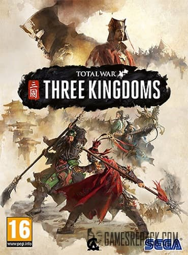 Total War: Three Kingdoms (RUS/ENG) [Repack] by FitGirl