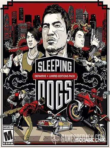 Sleeping Dogs: Definitive + Limited Editions Pack (RUS/ENG/MULTI7) [Repack] by FitGirl