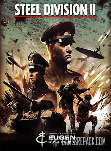 Steel Division 2: Total Conflict Edition (2019) Repack от xatab