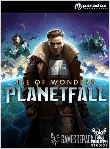 Age of Wonders: Planetfall Premium Edition (Paradox Interactive) (RUS|ENG|MULTi8) [GOG]
