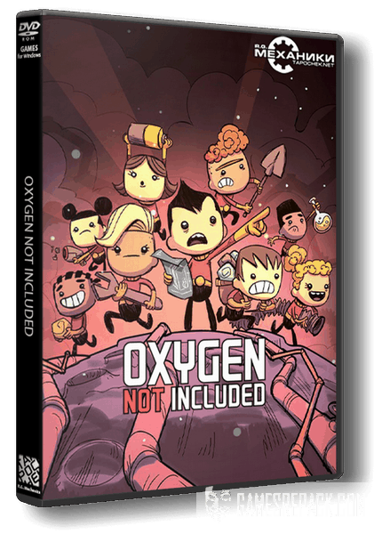 Oxygen Not Included (RUS|ENG|MULTI4) [RePack] от R.G. Механики