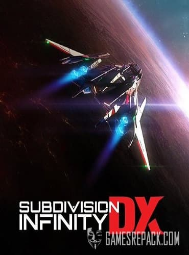 Subdivision Infinity DX (Crescent Moon Games) (RUS|ENG|MULTi8) [L]
