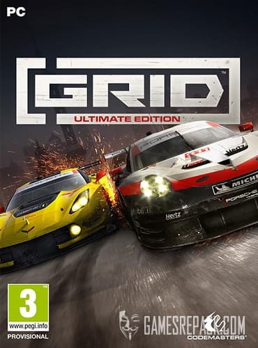 GRID Ultimate Edition (Codemasters) (RUS|ENG|MULTi) [SteamRip] vano_next