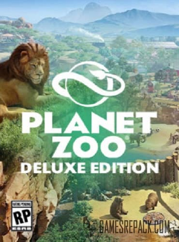 Planet Zoo Deluxe Edition (Frontier Developments) (RUS|ENG|MULTi) [SteamRip] vano_next