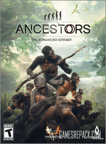 Ancestors: The Humankind Odyssey (Private Division) (RUS|ENG|MULTi13) [L]