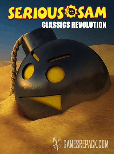 Serious Sam Classics: Revolution (Devolver Digital) (ENG) [L]