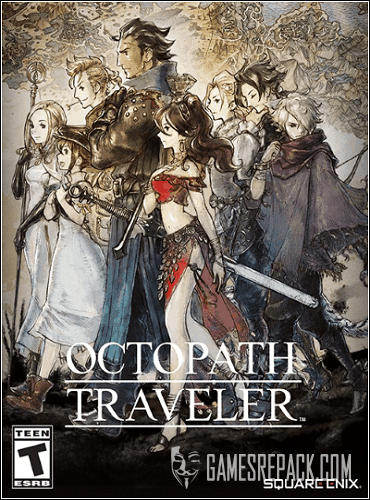 OCTOPATH TRAVELER™ (Square Enix) (ENG|MULTi8) [L]