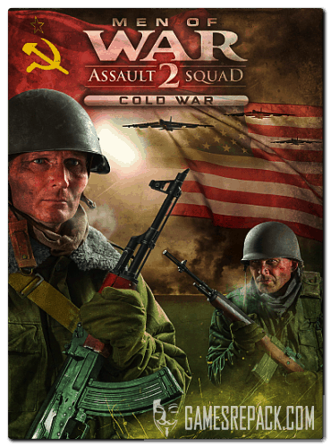 Men of War: Assault Squad 2 - Cold War (1C Entertainment) (ENG) [L]