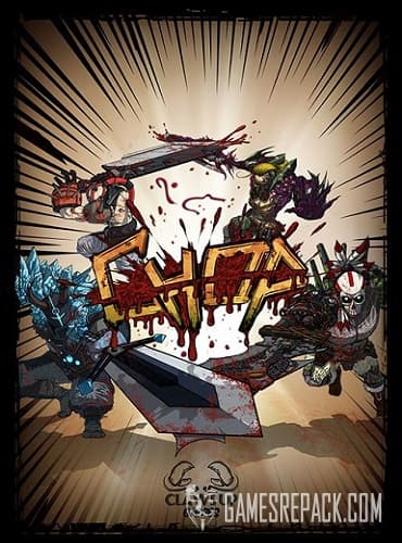 CHOP (Claws Up Games) (RUS|ENG|MULTi11) [L]