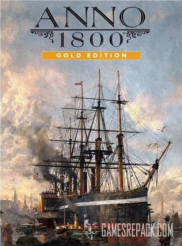 Anno 1800 Gold Edition (Ubisoft) (RUS|ENG|MULTi) [UplayRip] by vano_next