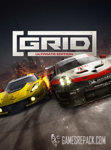 GRID: Ultimate Edition [1.2] (Codemasters) (ENG|MULTi7) [L]