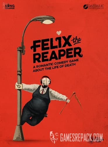 Felix The Reaper (Daedalic Entertainment) (RUS|ENG|MULTI) [L]