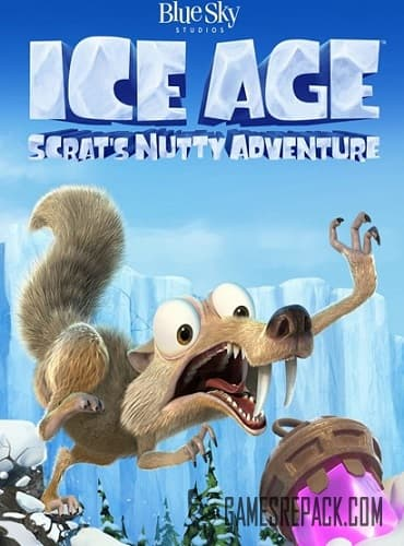 Ice Age Scrat's Nutty Adventure (Outright Games Ltd) (RUS|ENG|MULTi10) [L]
