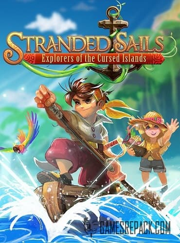 Stranded Sails - Explorers of the Cursed Islands (rokaplay, Maple Whispering Limited) (RUS|ENG|MULTI) [GOG]