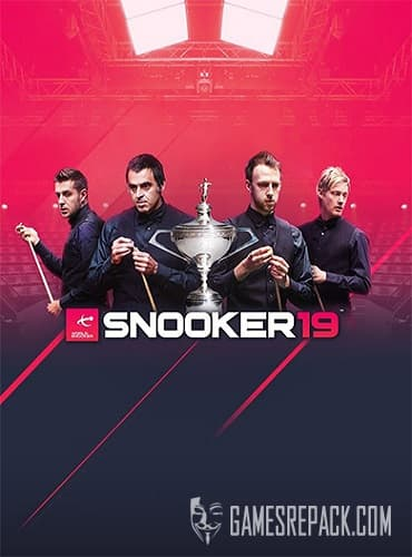 Snooker 19 (ENG/MULTI5) [Repack] by FitGirl