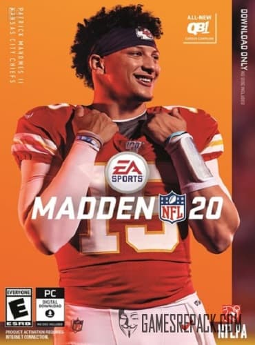 Madden NFL 20 (ENG) [Repack] by FitGirl