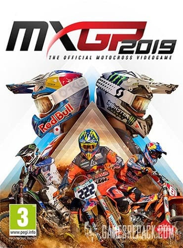 MXGP 2019: The Official Motocross Videogame (ENG/MULTI6) [Repack] by FitGirl