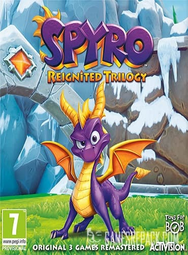 Spyro Reignited Trilogy (ENG/MULTI14) [Repack] by FitGirl
