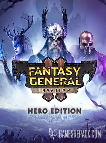 Fantasy General II: Invasion - Hero Edition (RUS/ENG/MULTI6) [Repack] by FitGirl