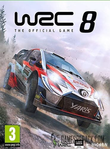 WRC 8 FIA World Rally Championship (RUS/ENG/MULTI10) [Repack] by FitGirl