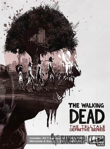 The Walking Dead: The Telltale Definitive Series (RUS/ENG/ITA) [Repack] by FitGirl