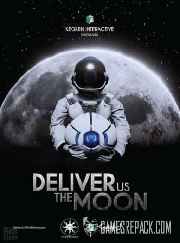 Deliver Us The Moon (RUS/ENG/MULTI10) [Repack] by FitGirl