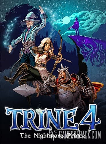 Trine 4: The Nightmare Prince (RUS/ENG/MULTI13) [Repack] by FitGirl
