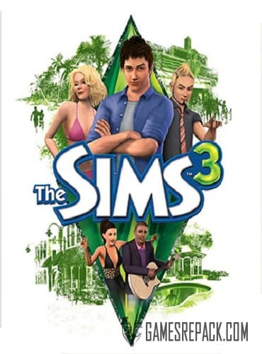 The Sims 3: Complete Edition (RUS/ENG/MULTI21) [Repack] by FitGirl