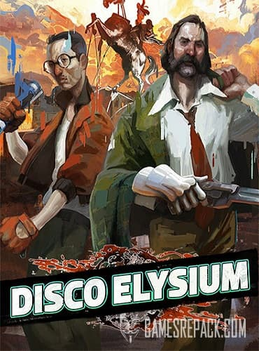 Disco Elysium: The Final Cut (RUS/ENG/MULTI9) [Repack] by FitGirl