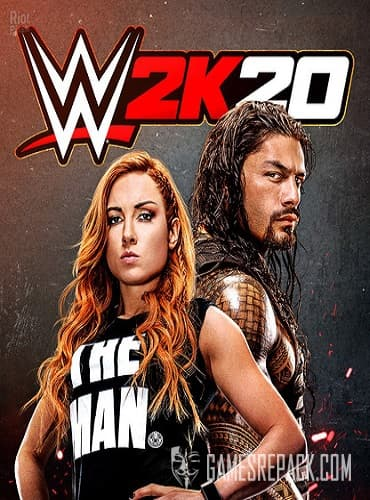 WWE 2K20: Digital Deluxe Edition (ENG/MULTI6) [Repack] by FitGirl