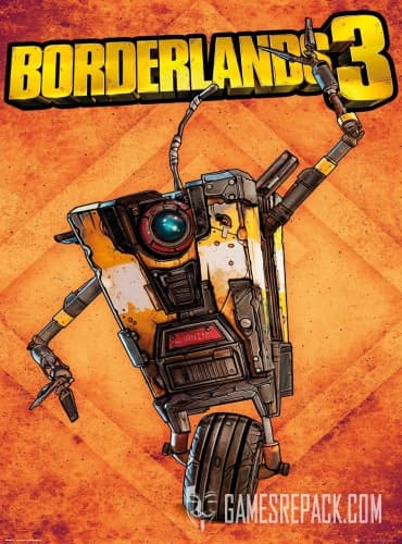 Borderlands 3 (2K) (RUS|ENG|MULTi8) [L]