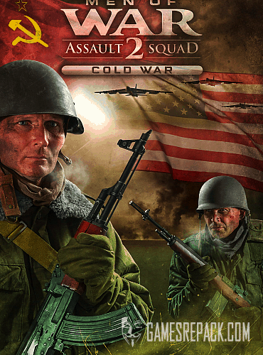 Men of War: Assault Squad 2 - Cold War (2019)  RePack от xatab