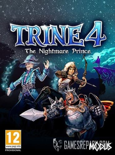 Trine 4: The Nightmare Prince (2019) RePack от xatab