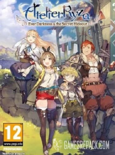 Atelier Ryza: Ever Darkness & the Secret Hideout (2019) RePack от xatab