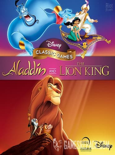 Disney Classic Games: Aladdin and The Lion King (ENG/MULTI6) [Repack] by FitGirl