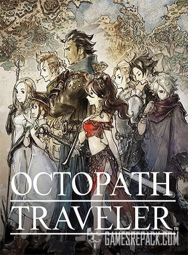 Octopath Traveler (ENG/MULTI8) [Repack] by FitGirl